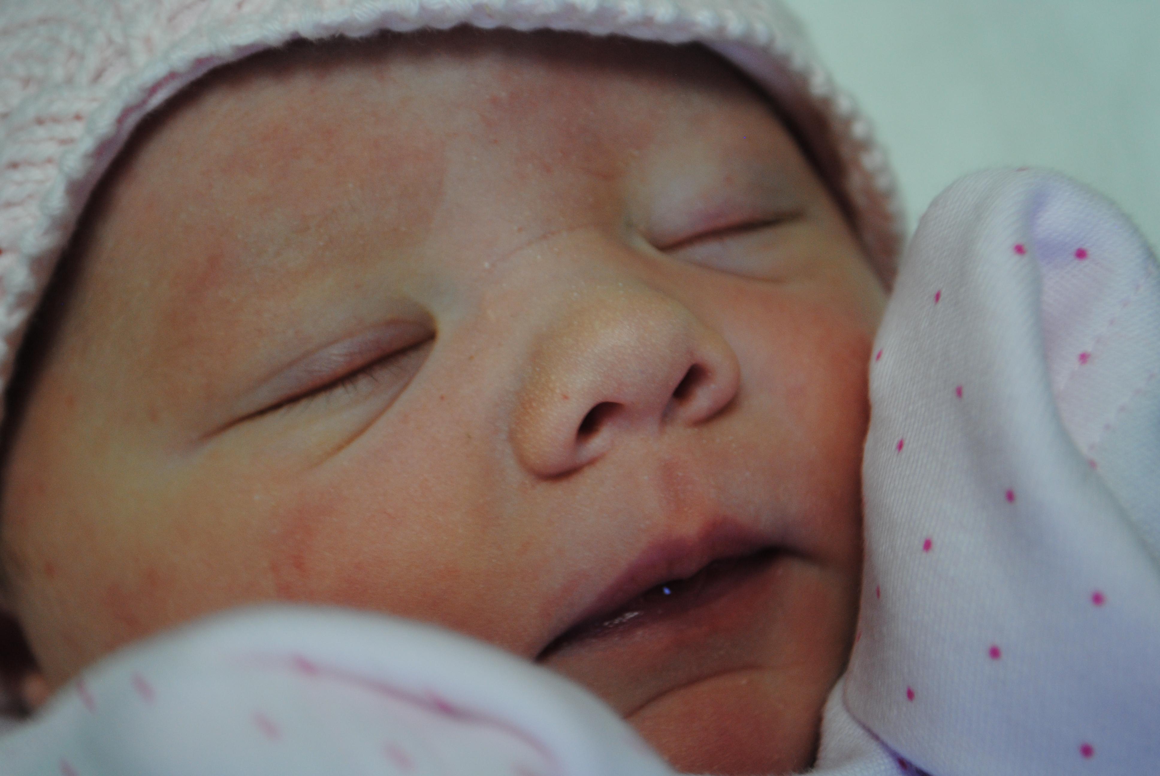 Little Ladies Big World R's Birth Story