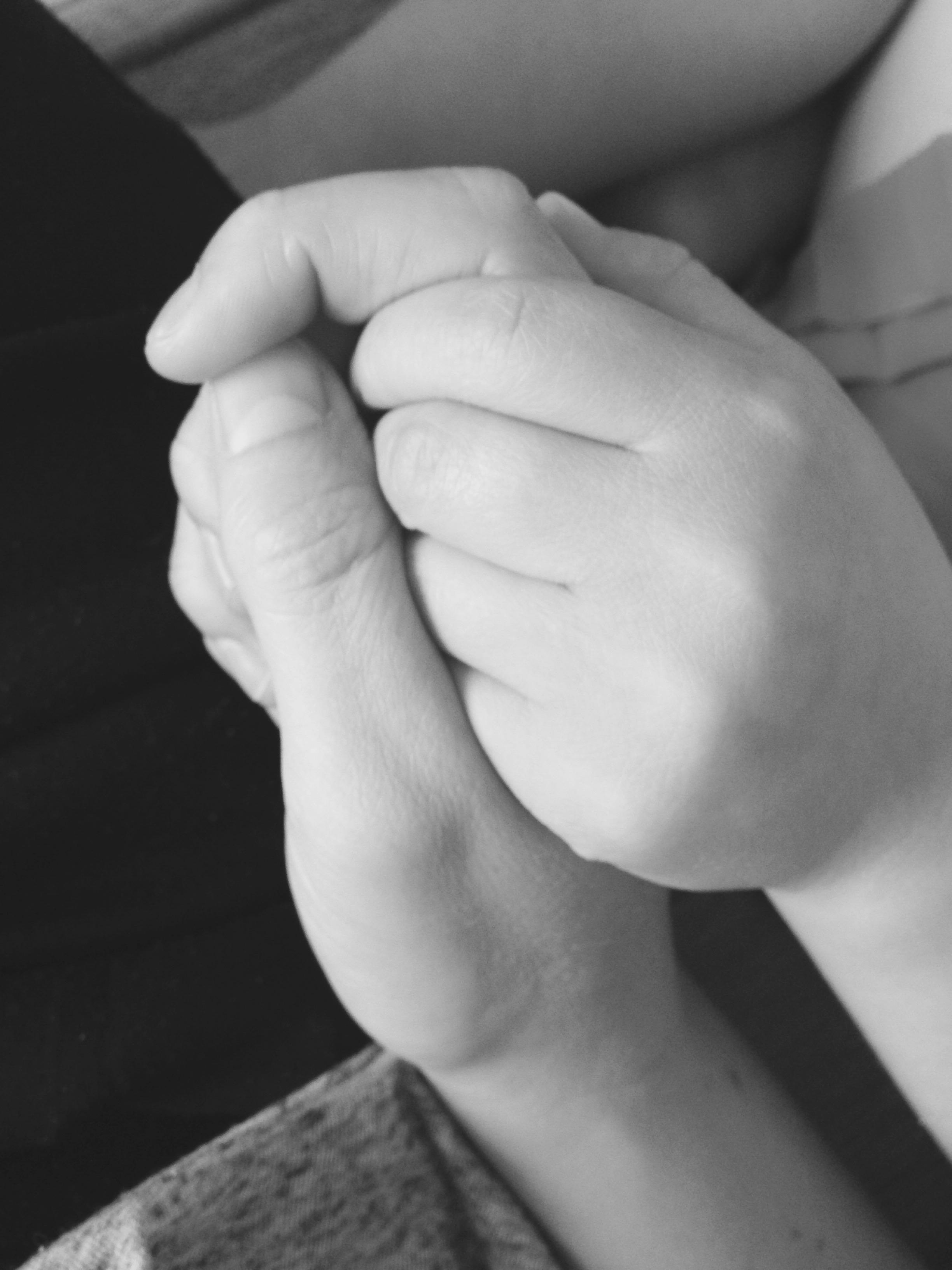 My Heart in her Hands
