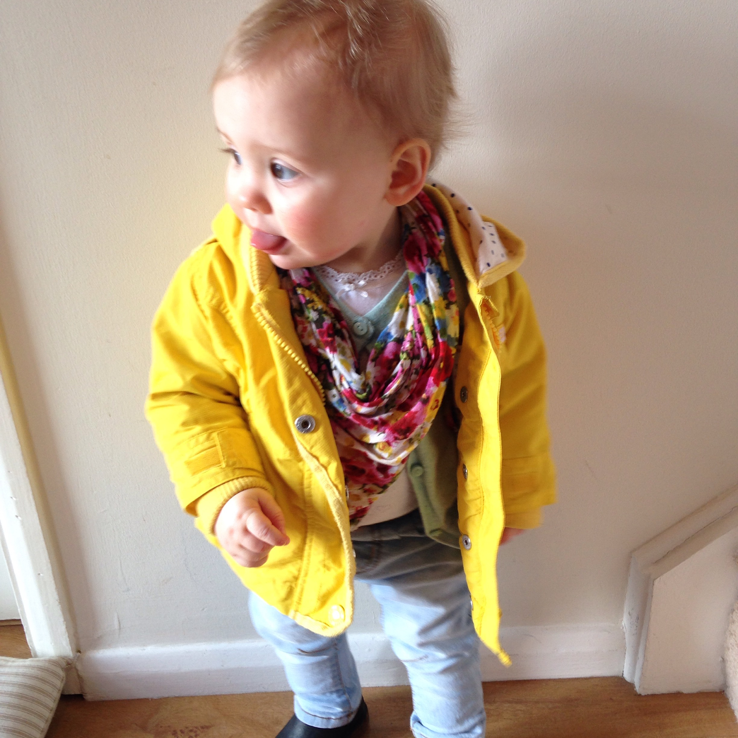 A Little Yellow Coat