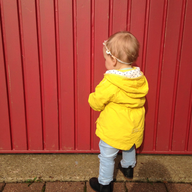 A Little Yellow Coat