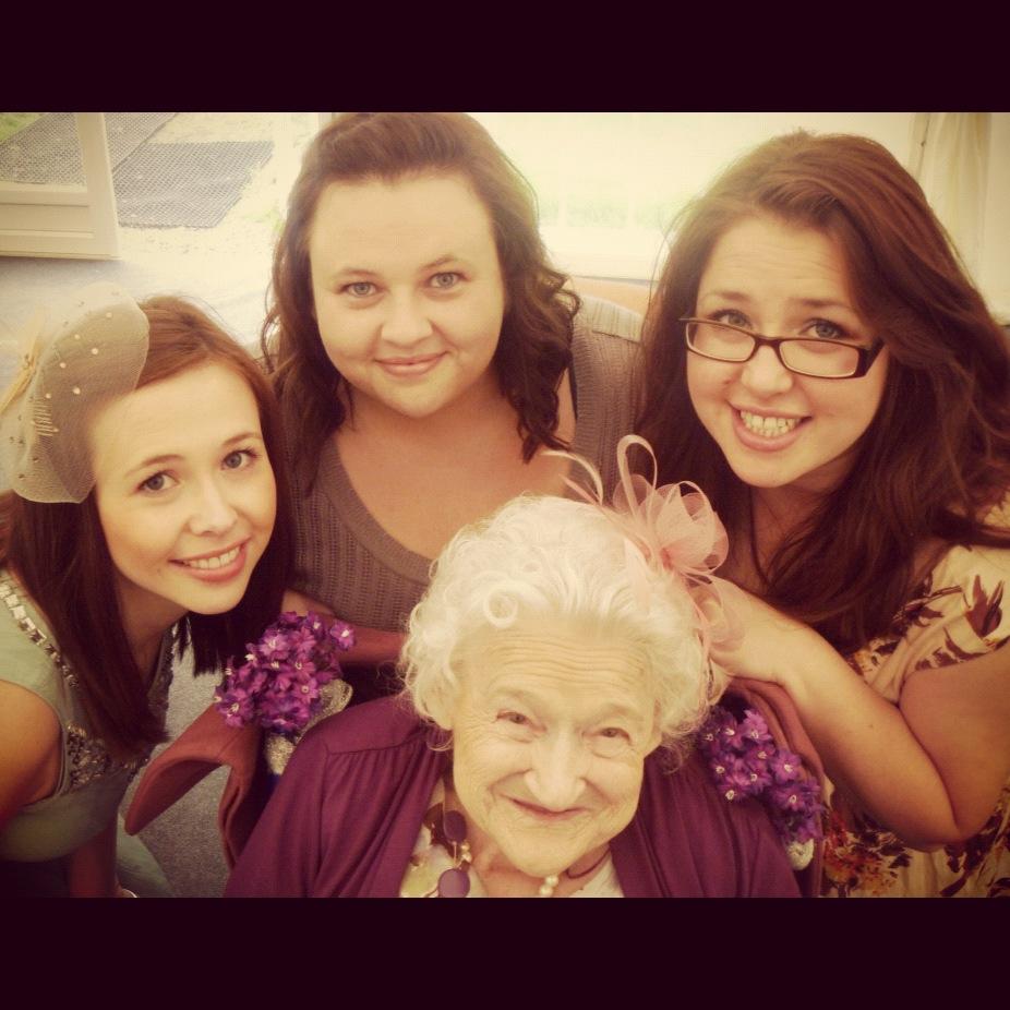 Nana Great Nana 80 90 years old