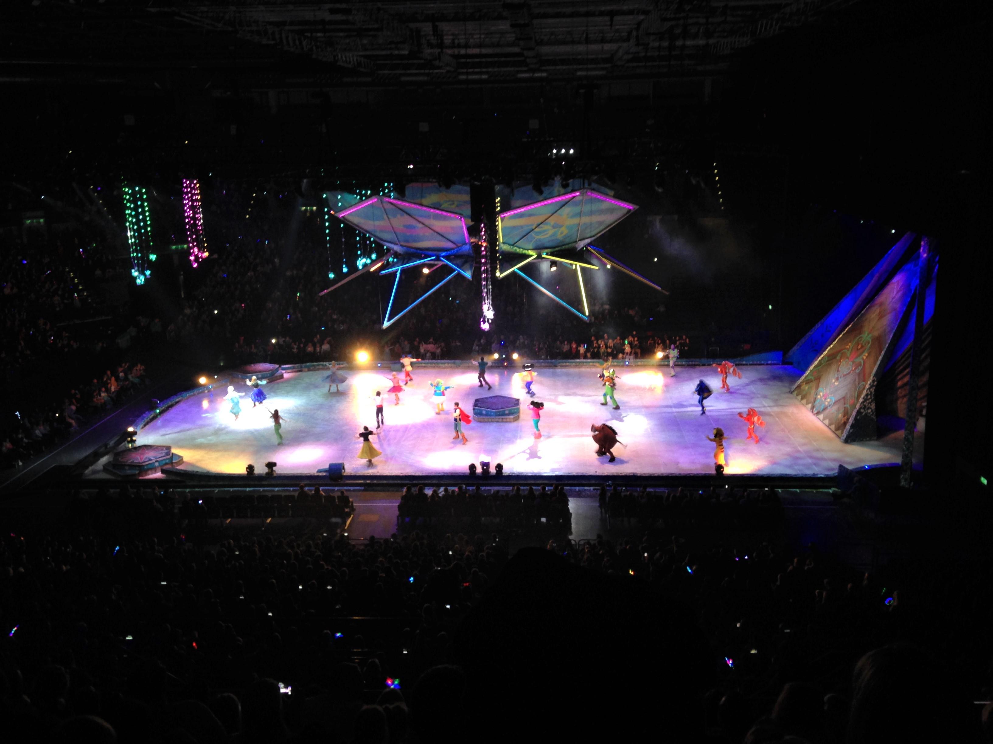 Disney On Ice Frozen 2016 Birmingham