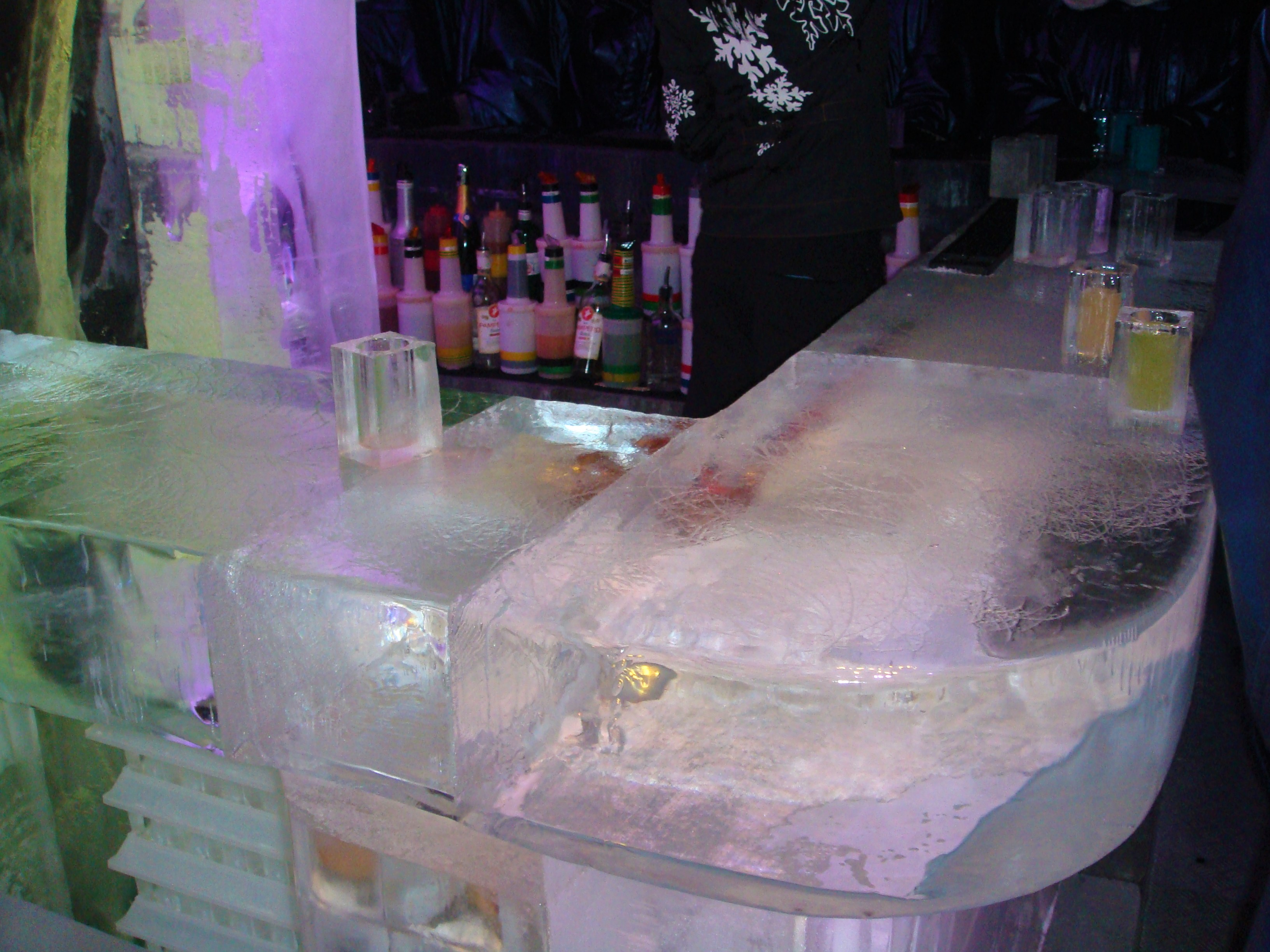 London Ice Bar