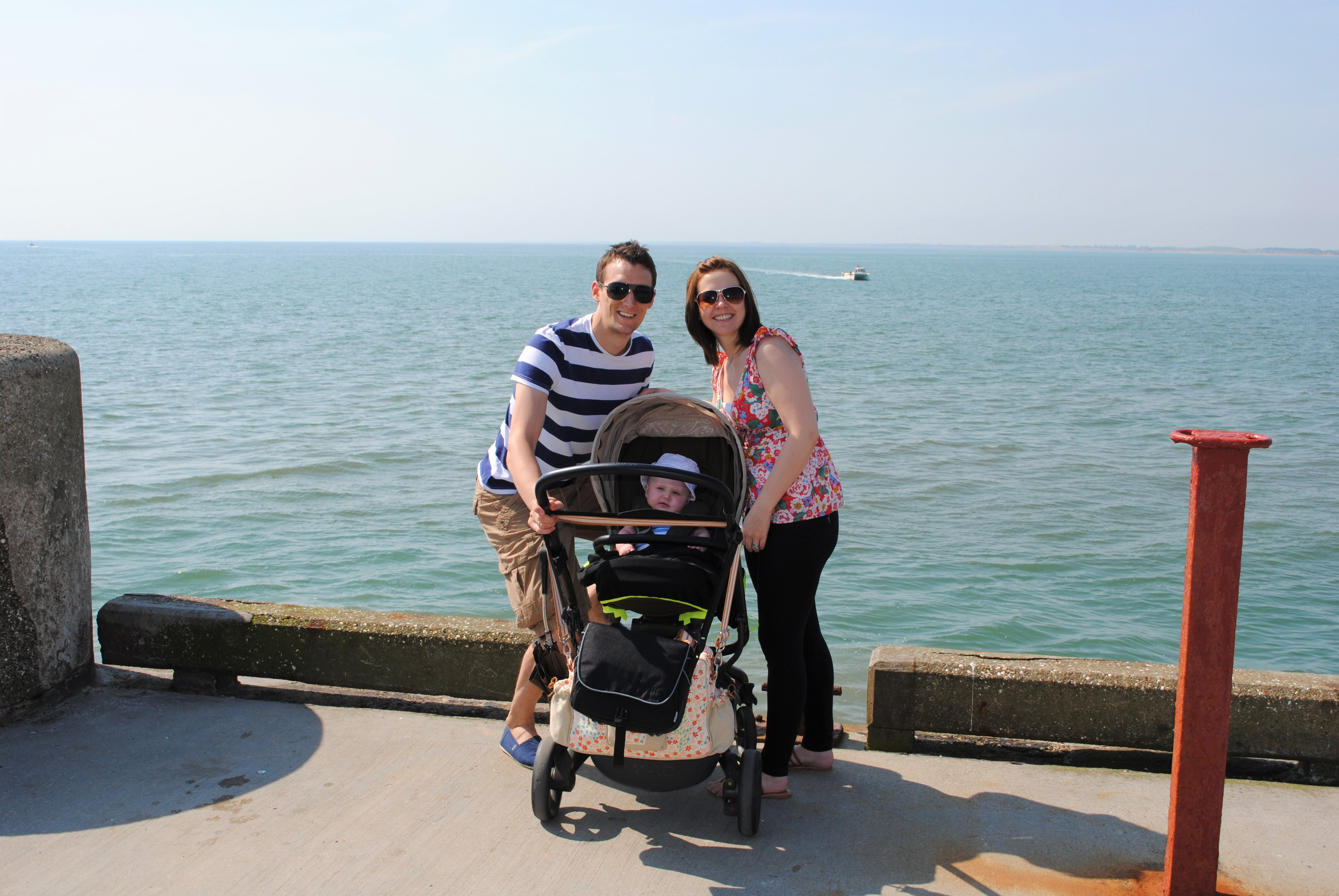 Our first family holiday to Yorkshire Holiday Bridlington
