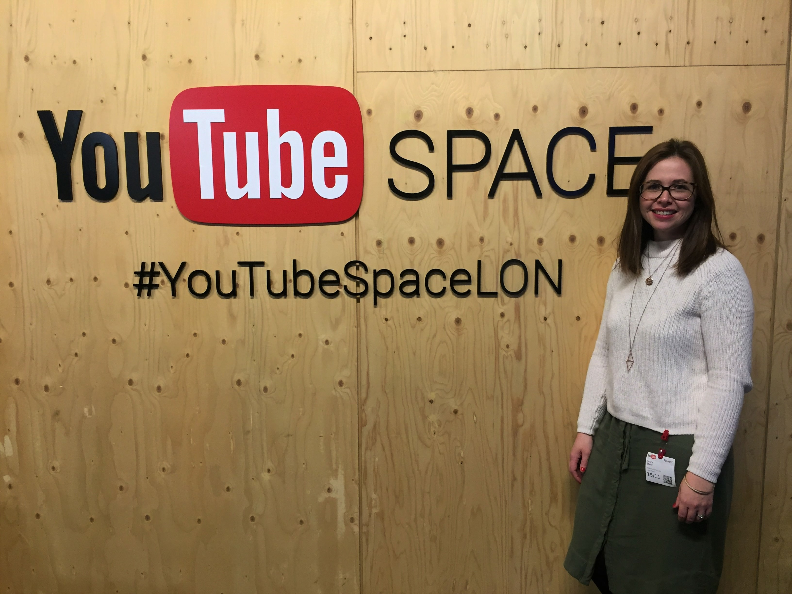 YouTube Space London and Missing my girls