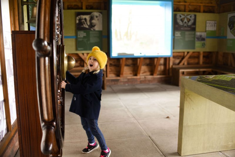 our low spend half term national memorial arboretum stick man trail pop up cinema