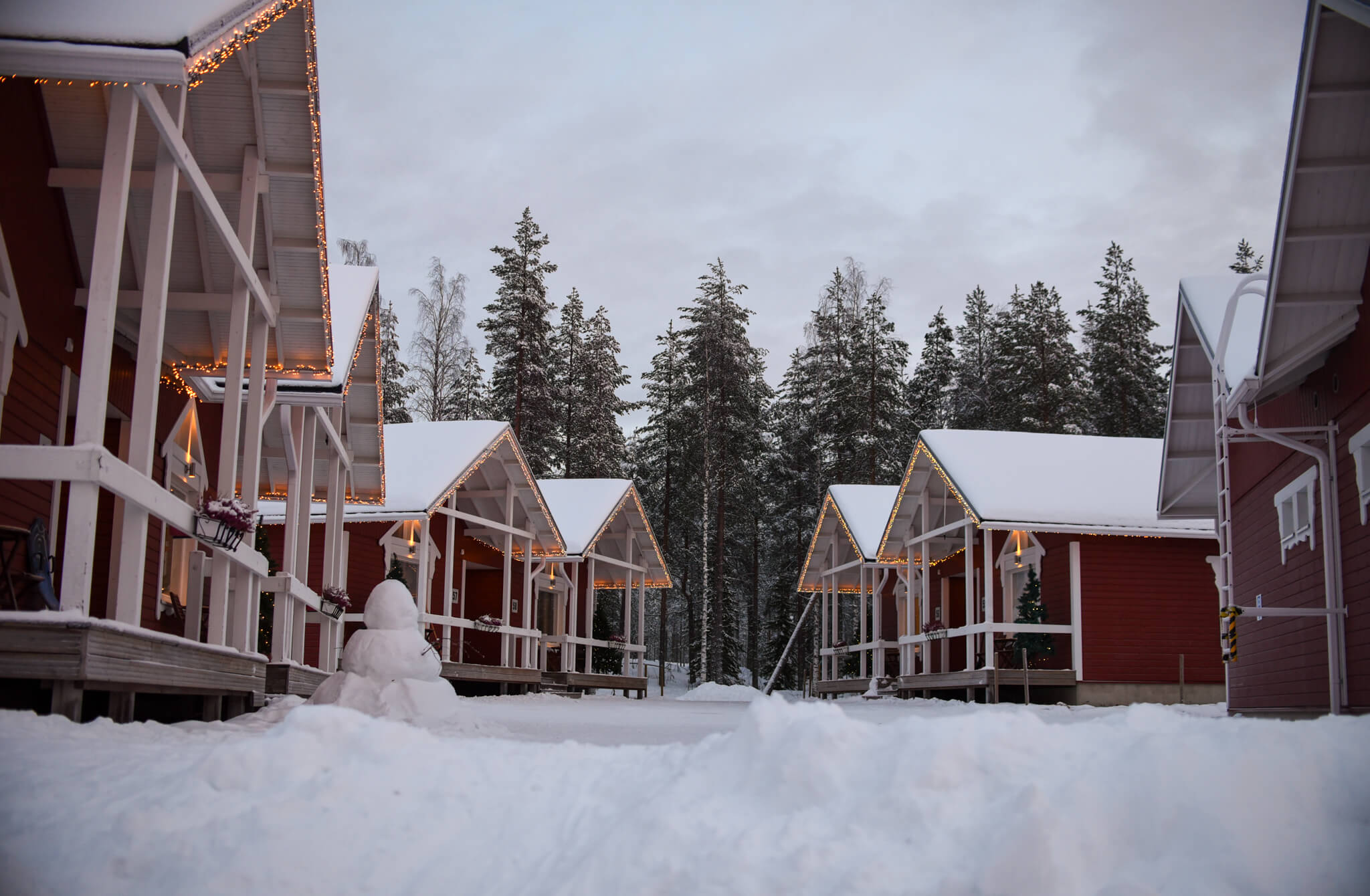 Lapland Accommodation SCHV