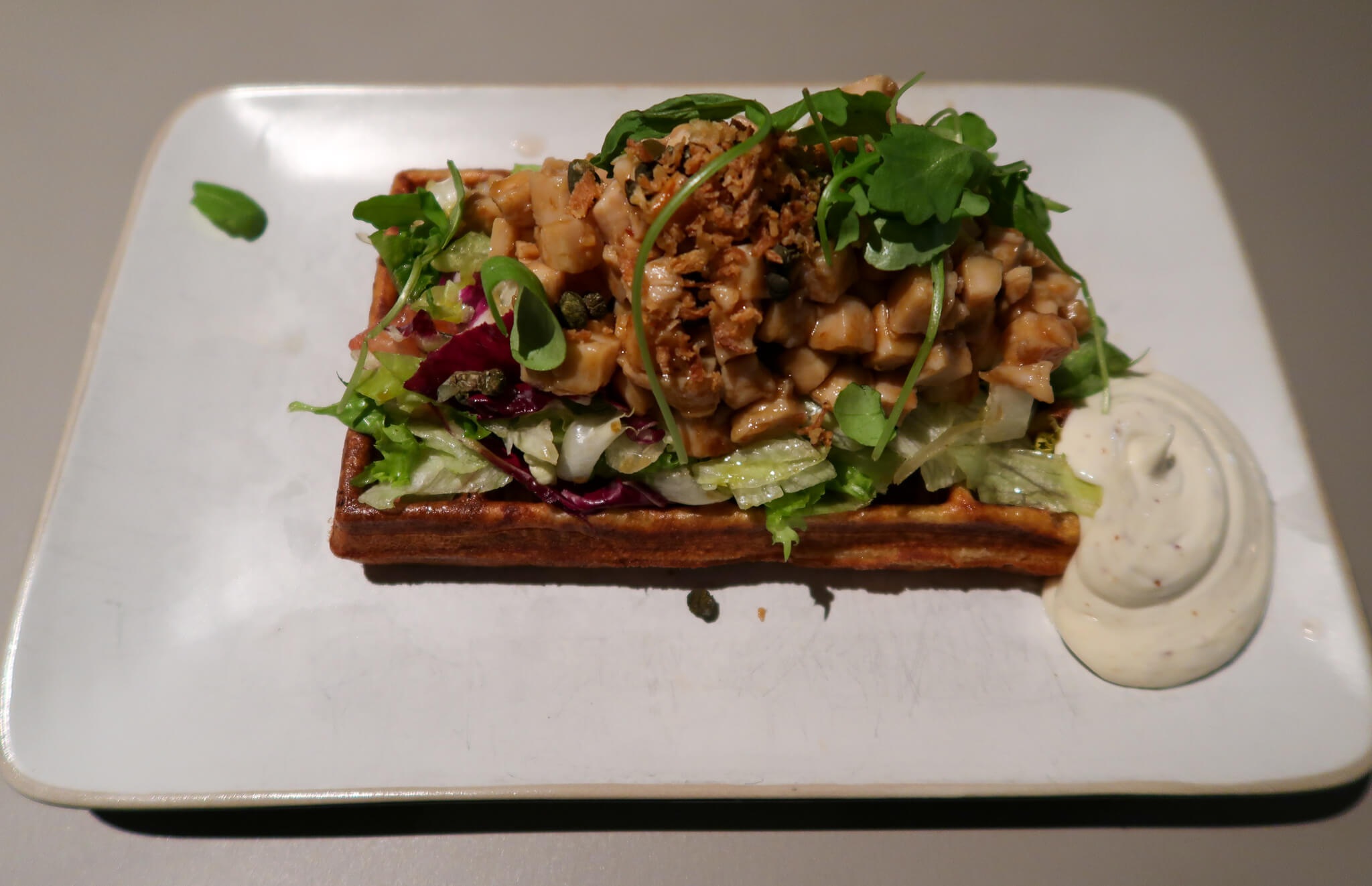 Lapland Cafe 21 Food